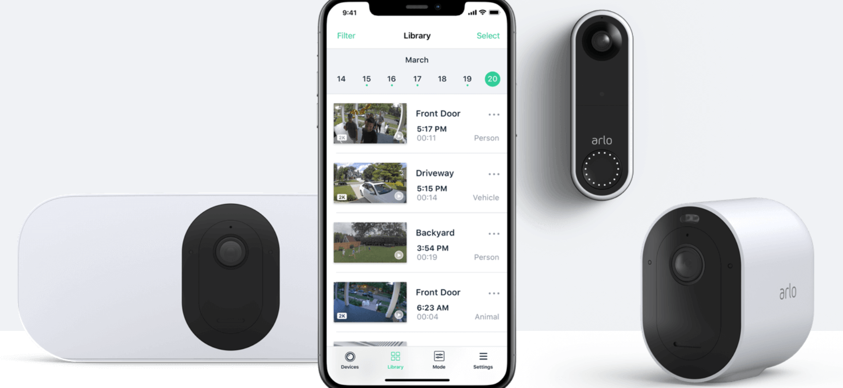 Join Arlo SMART Security