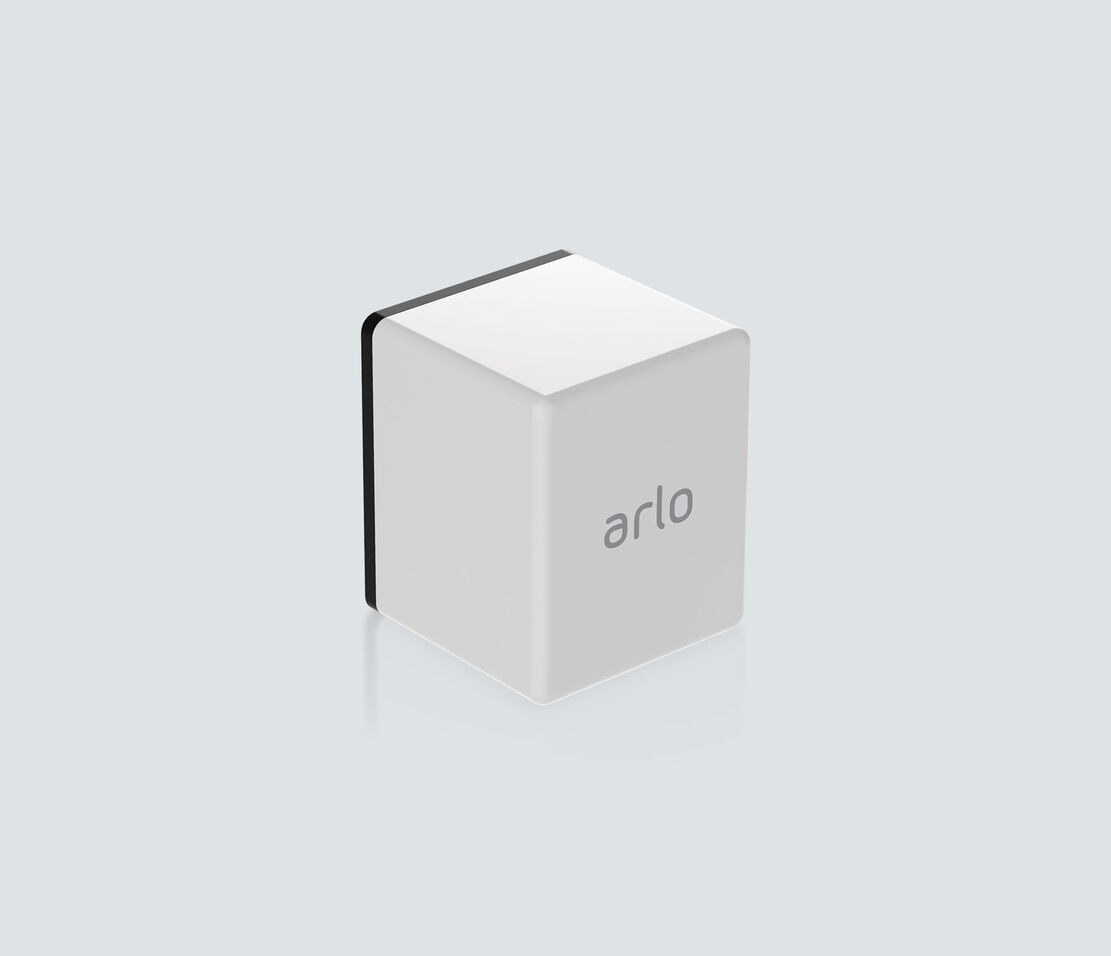 Rechargeable Battery for Arlo Pro and Pro 2, facing right