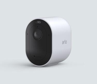 Arlo Pro 4 Spotlight Camera - 1 Kit, White