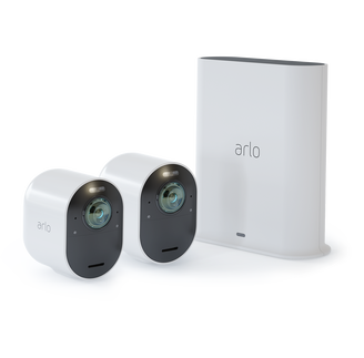 Arlo Ultra 4K UHD Wire-Free Security System - 2 Camera Kit