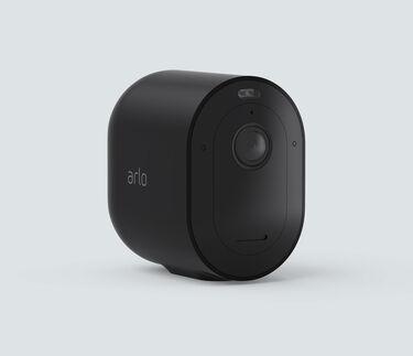 Arlo Pro 4 Spotlight Camera - 1 Kit, Black