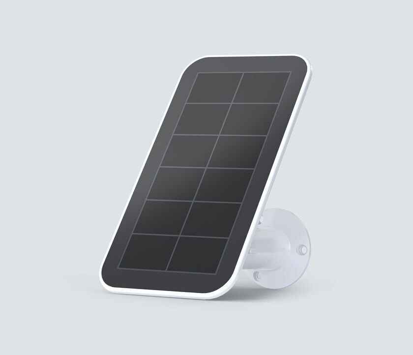 Arlo Solar Panel Charger - White