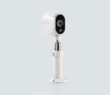 Arlo Outdoor Security Mount, in white