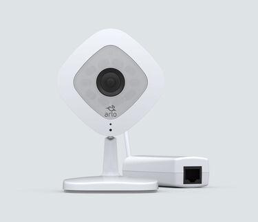 Arlo Q Plus Smart Security Camera