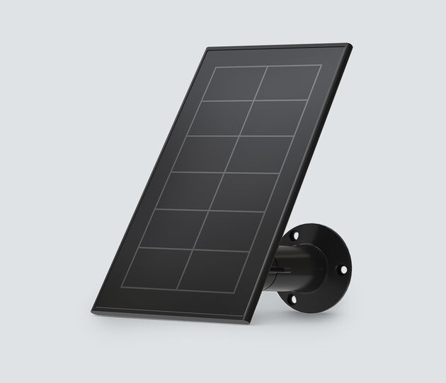 Solar Panel Charger for Essential Cameras