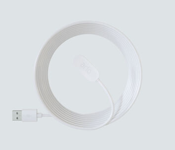 Arlo Indoor Magnetic Cable White