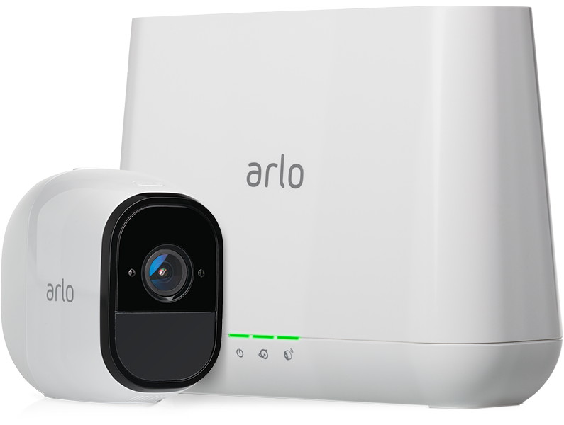 Arlo Pro Rechargeable Wireless Security Camera Arlo