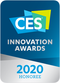 CES Innovation Award 2020 Honoree