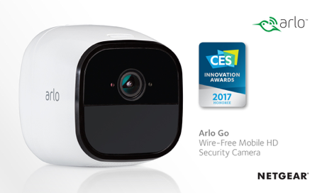 Arlo | 2017 | Press Releases | About Us | ARLO GO