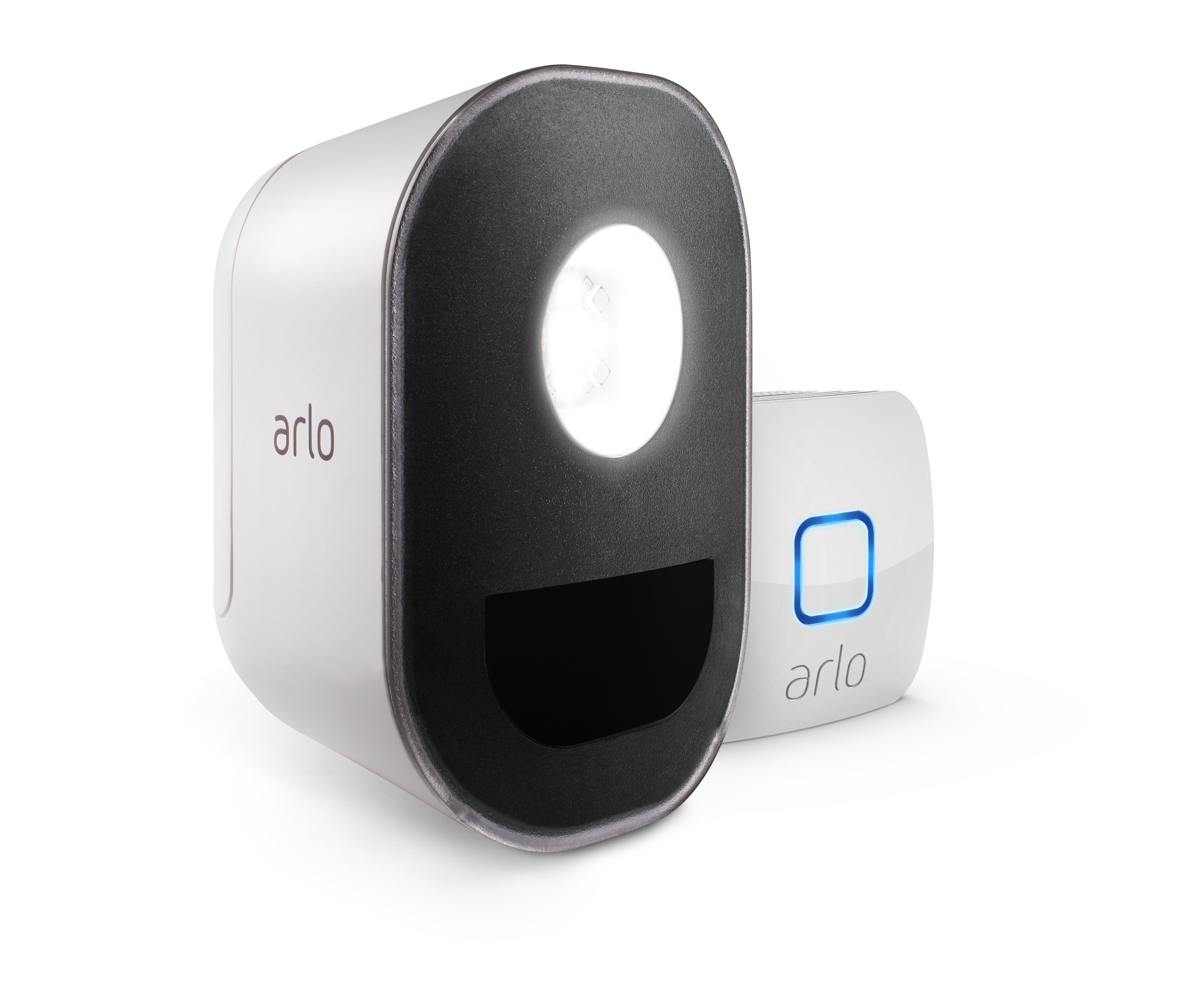 Rechargeable Wireless Security Light: Arlo Security Light