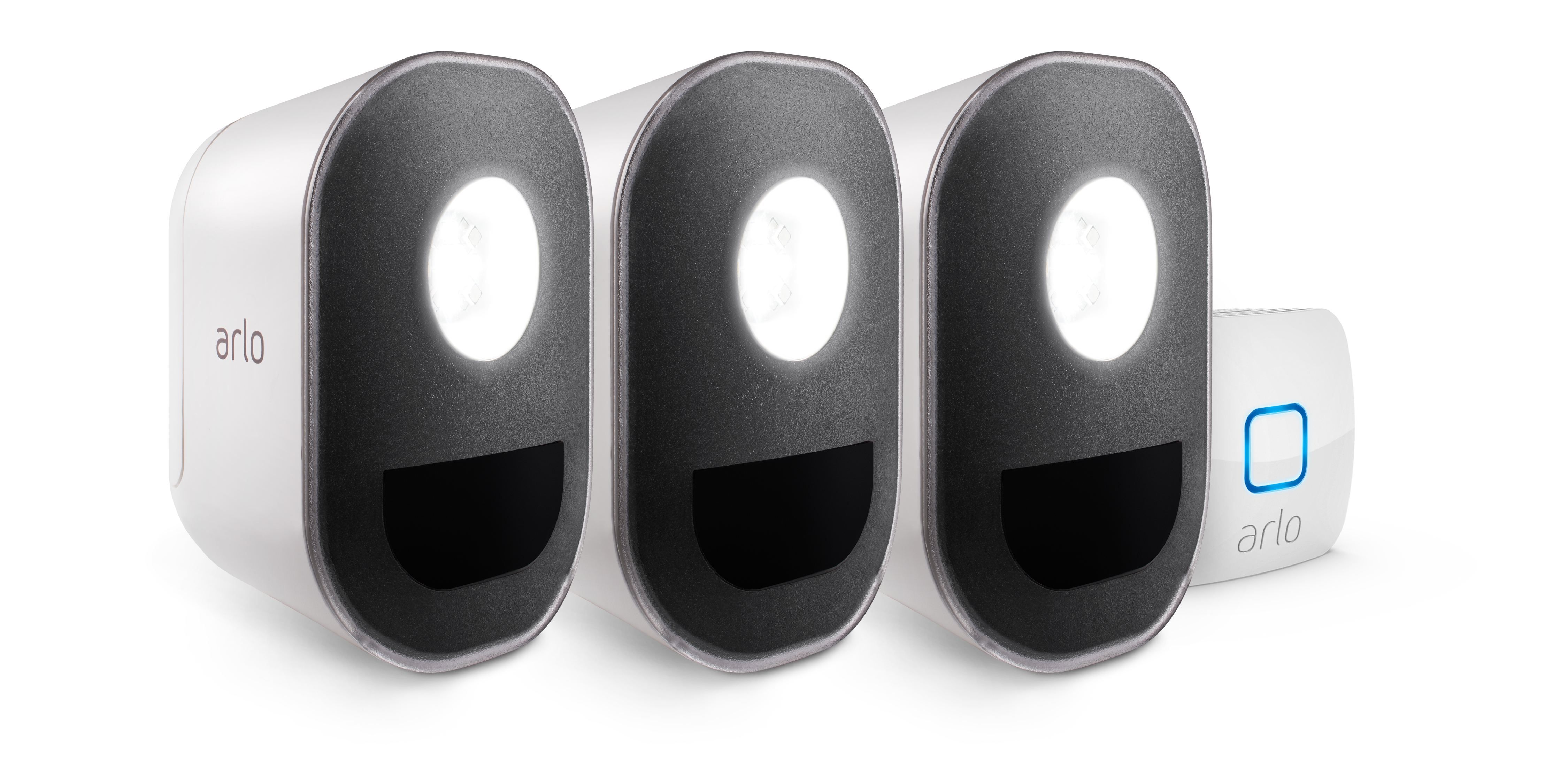 Rechargeable Wireless Security Light: Arlo Security Light   Arlo by ...