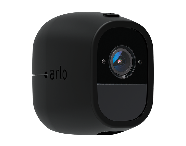Set of 3 Skins in Black for Arlo Pro & Pro 2 (VMA4200C)