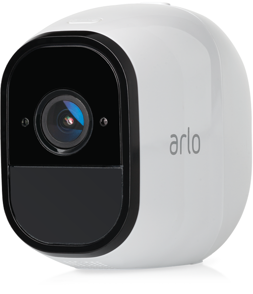 Rechargeable Wireless Security Camera: Arlo Pro