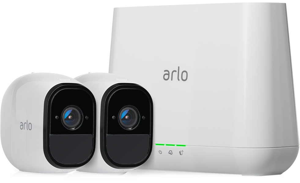 Arlo Pro - 2 Camera Kit - VMS4230 (Refurbished)