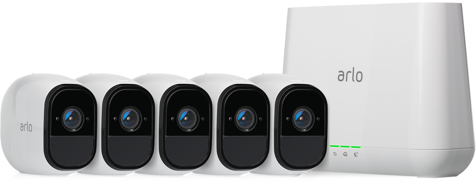 Arlo Pro - 5 Camera Kit - VMS4530 (Refurbished)