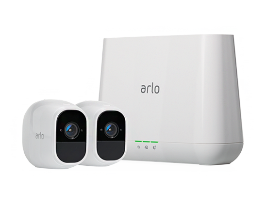Arlo Pro 2 - 2 Camera Kit - VMS4230P (Refurbished)