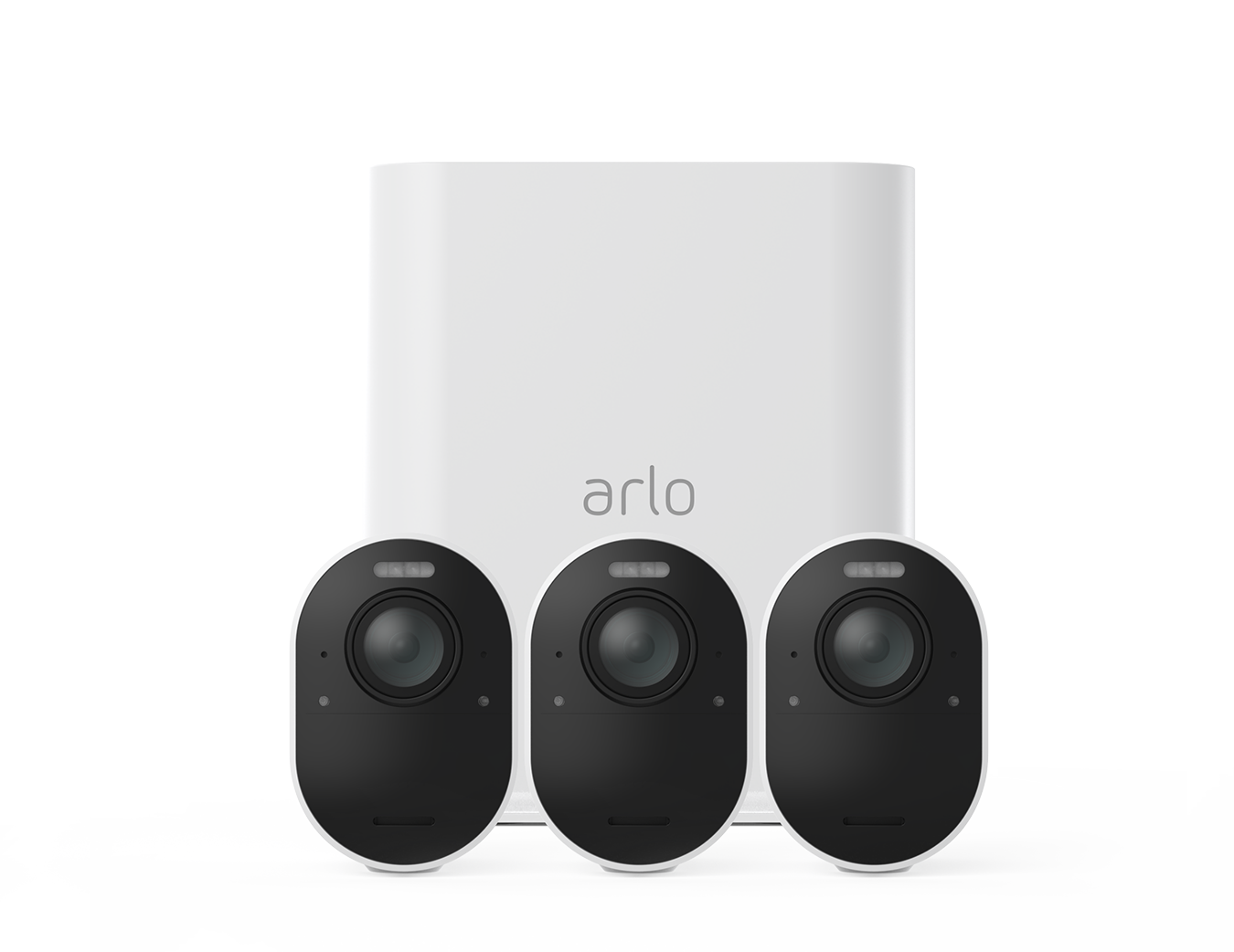 Arlo Ultra 4K UHD Wire-Free Security 3-Camera System (VMS5340)