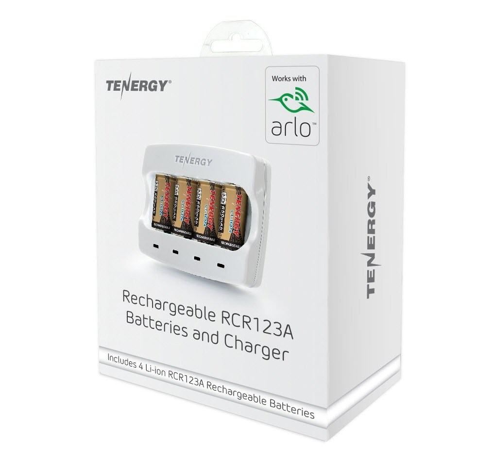 Arlo Rechargeable Battery by Tenergy | Arlo