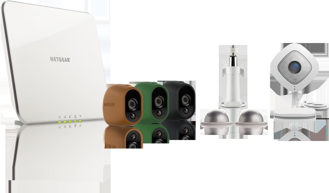 100% Wireless HD Security Camera: Arlo