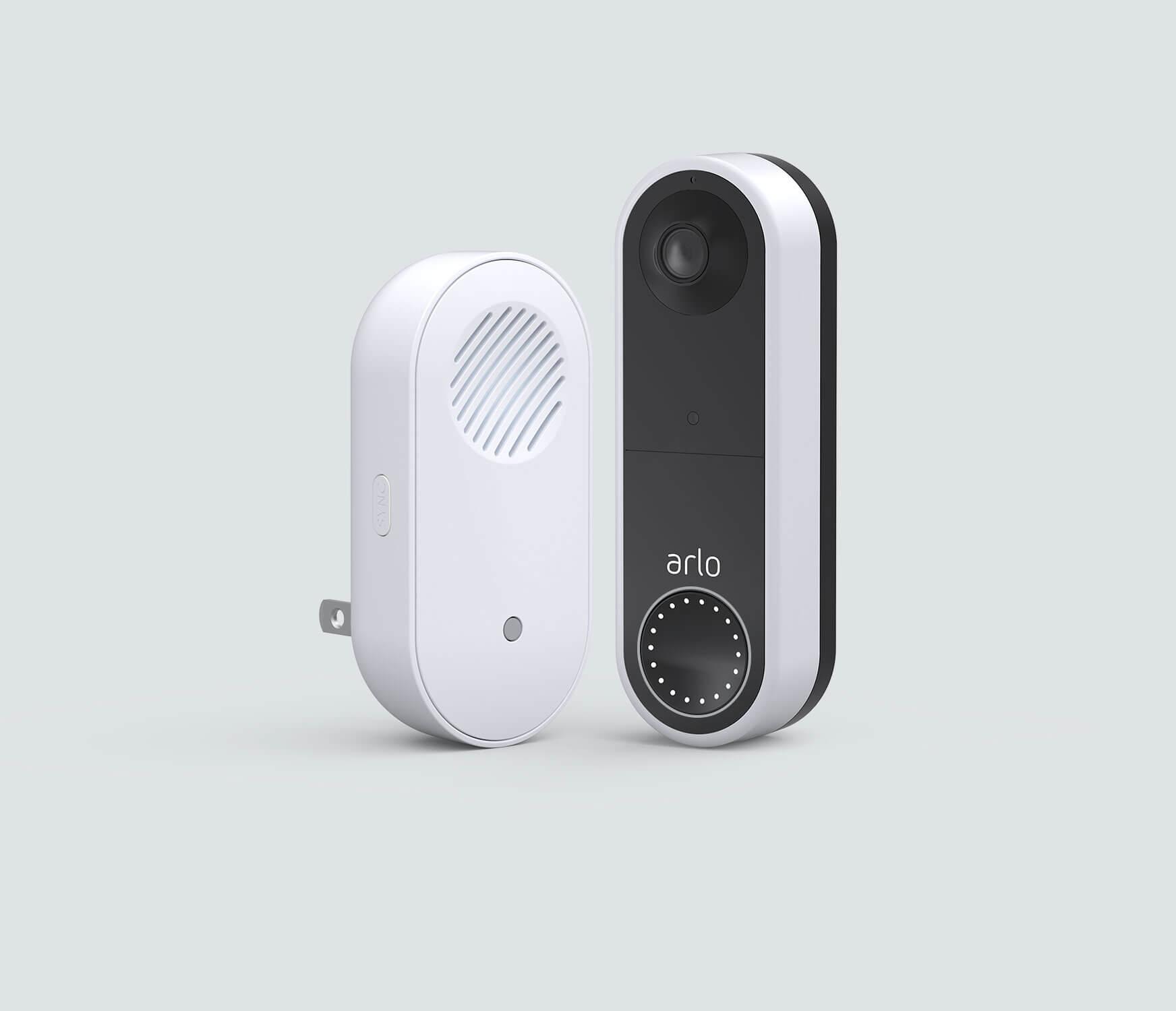 The Wireless Doorbell & Chime Bundle