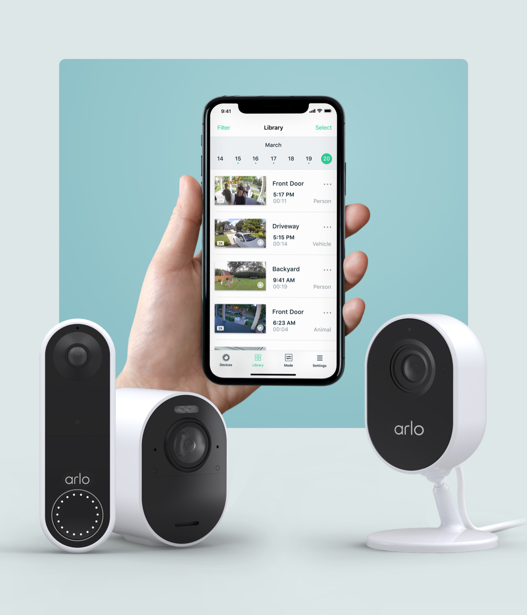 Subscribers save 10% sitewide on Arlo.com