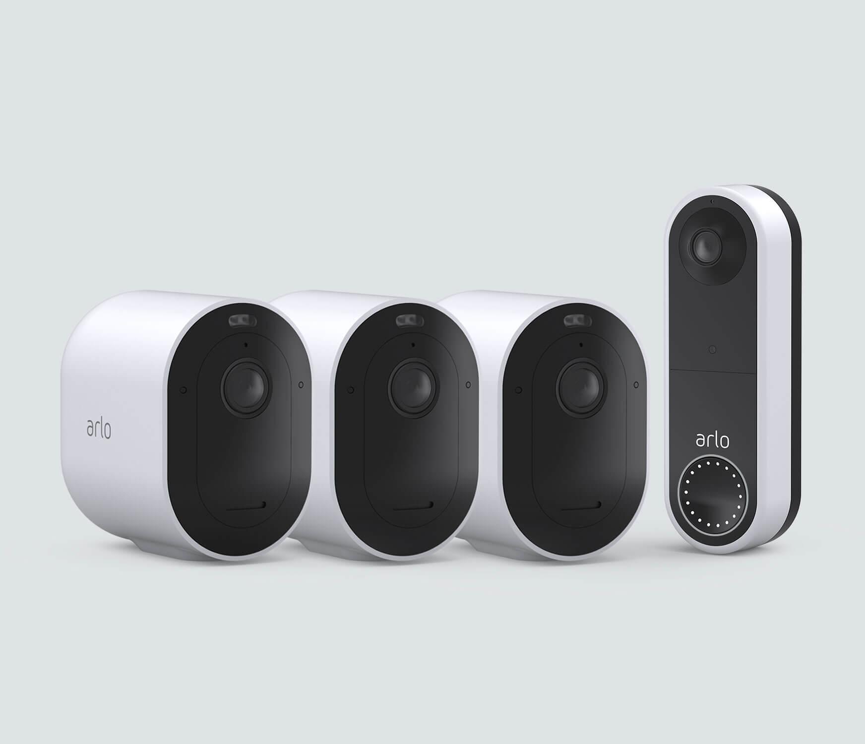 The Wireless Doorbell Everyday Bundle - White