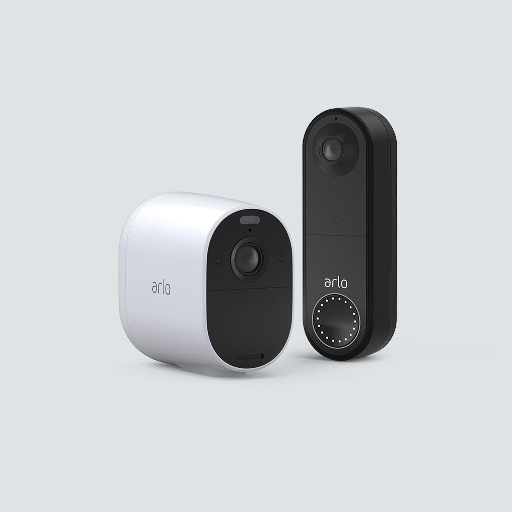 The Wireless Doorbell Starter Bundle - White